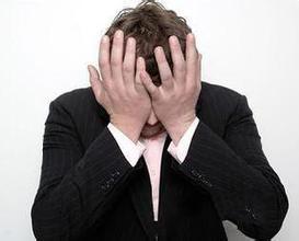 前列腺囊肿患者的症状